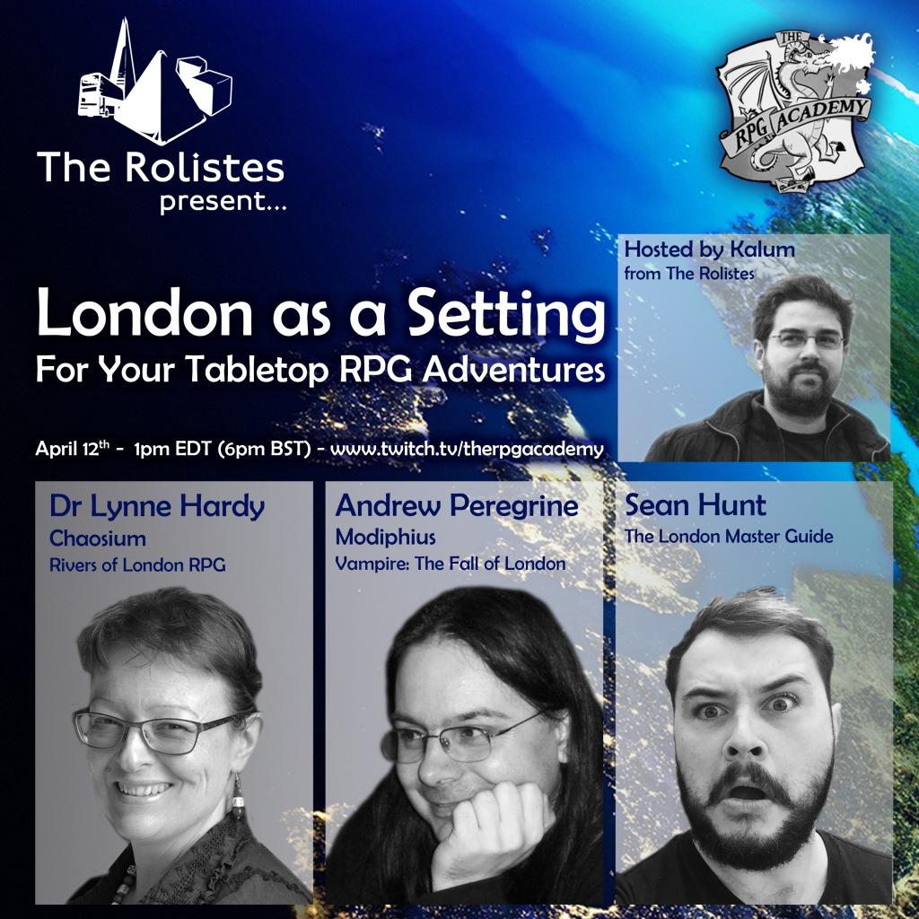 The Rolistes Present_Panel 20.04.12_Announcement