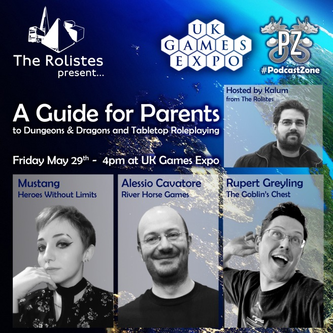 The Rolistes Present_Panel 20.05.29_Announcement